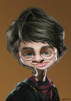 Harry Potter by manohead