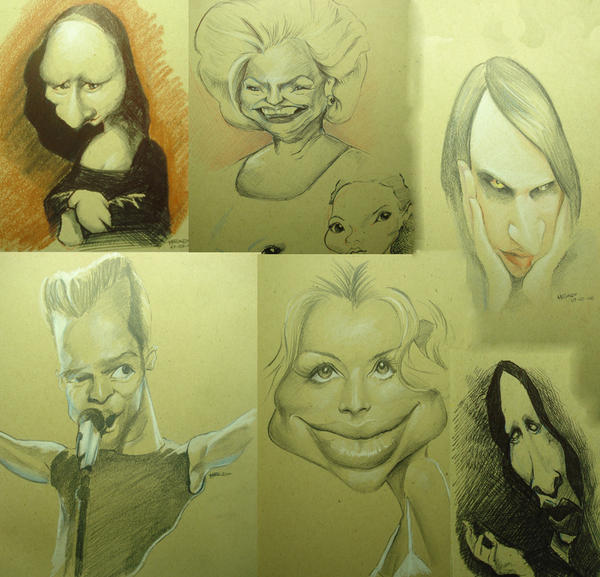 Sketchbook by manohead