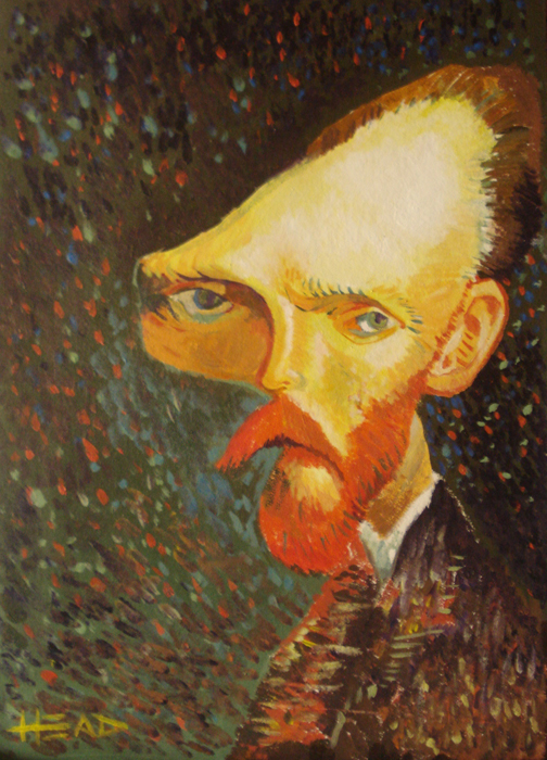 Van Gogh em Piracicaba by manohead