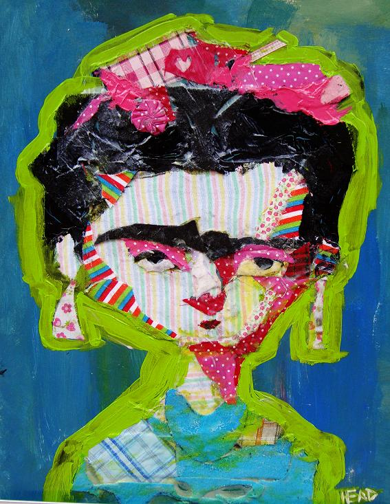 FridaKahlo by manohead