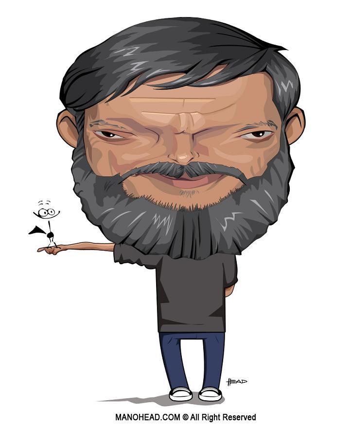 Ze Roberto Grauna by manohead