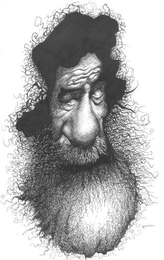 Saddam Hussein by manohead