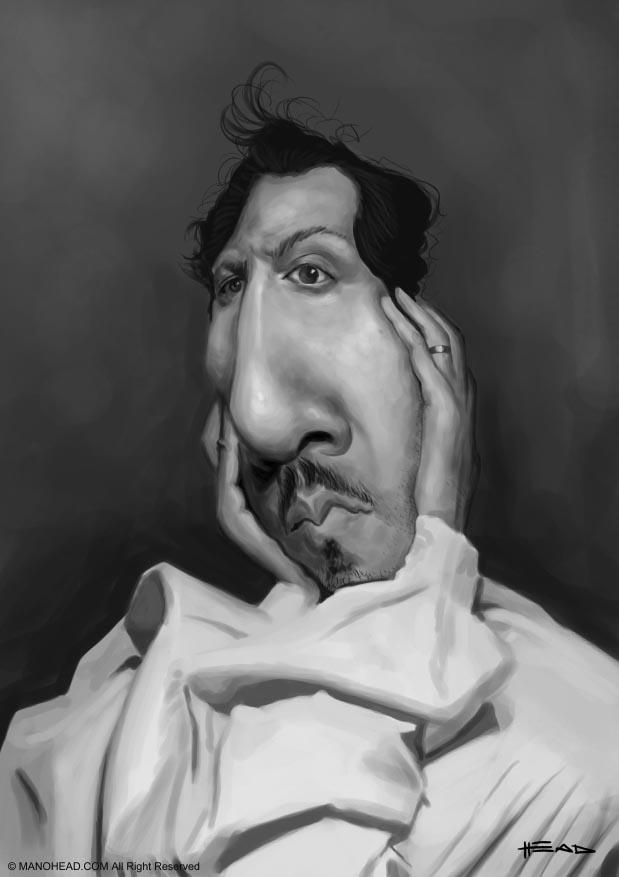 John Cebollero by manohead