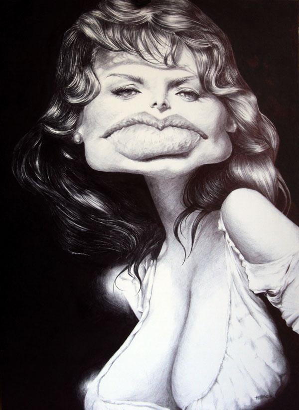 Sophia_Loren by manohead