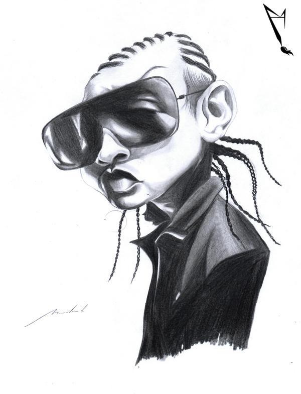 Sean Paul by manohead