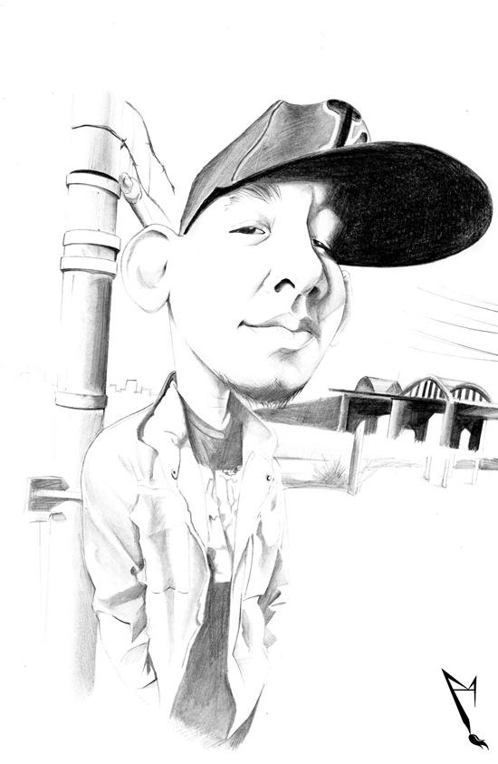 Mike Shinoda by manohead