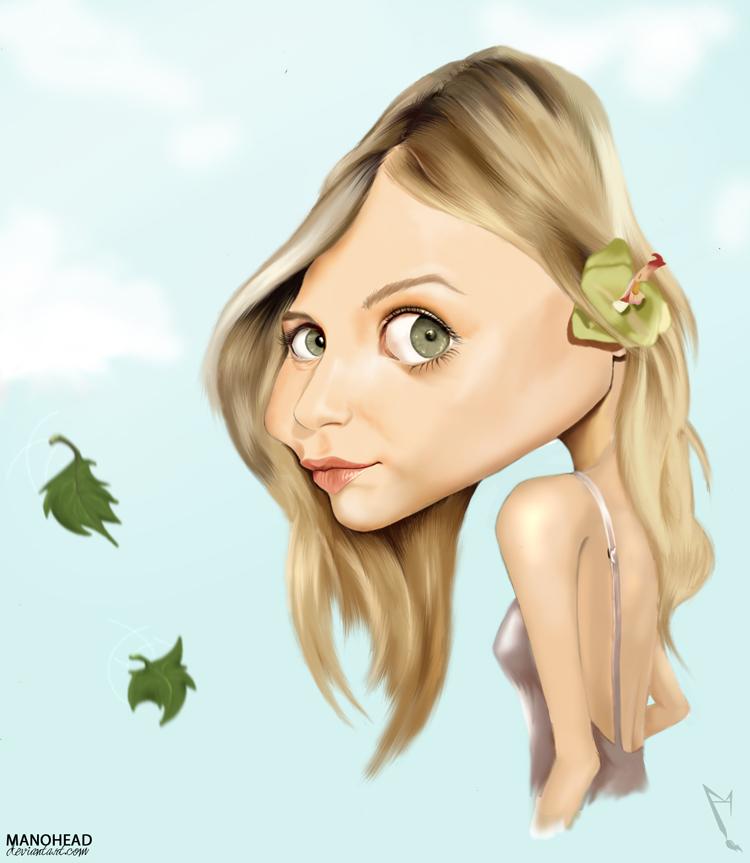 Olsen by manohead