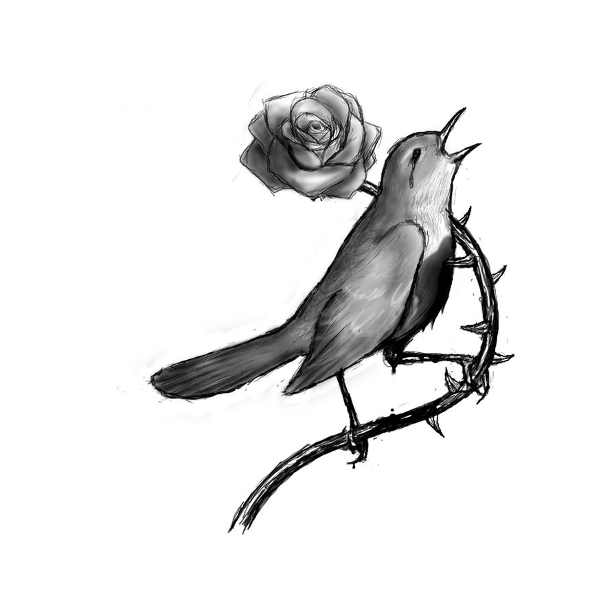 Essay about the help nightingale and the rose