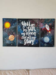 Baby Boys Room Commission