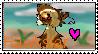 Hawkstar Stamp (Gift for: Hawkstar-Kitty) by XxStarryEyedMoonxX
