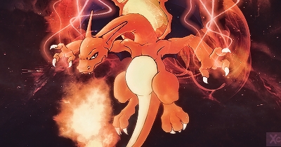 Charizard by exclaudio