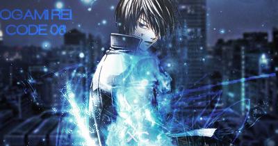 Ogami Rei Code 06 by exclaudio