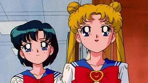 Ami and Usagi
