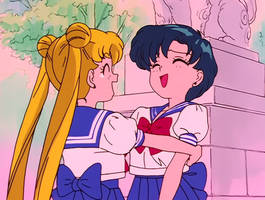Usagi and Ami