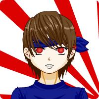 Human-Anime Vince by N3verm0reG1rl