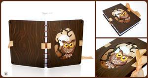 Owl by kinga76