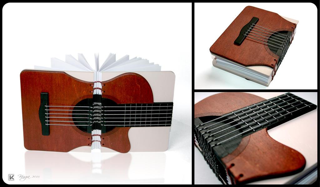 Guitar by kinga76
