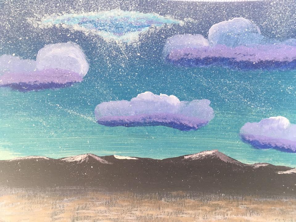 Mystic Skies by JessiPacek