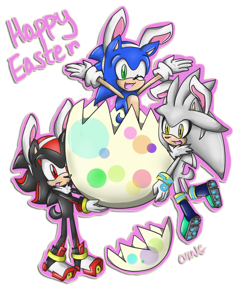 Happy Easter 2013 by heihei188