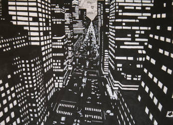 City by bcarroll