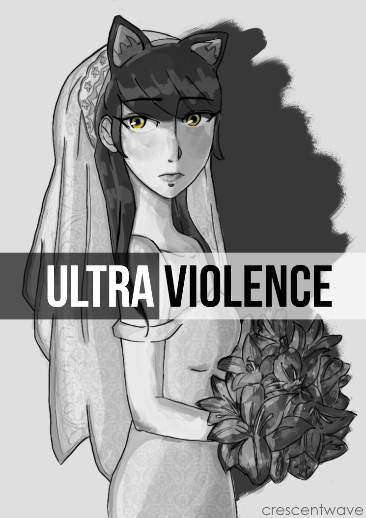 Blake Belladona in Ultraviolence by Obseddiean