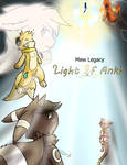MUCC: Mew Legacy - Light of Ankh