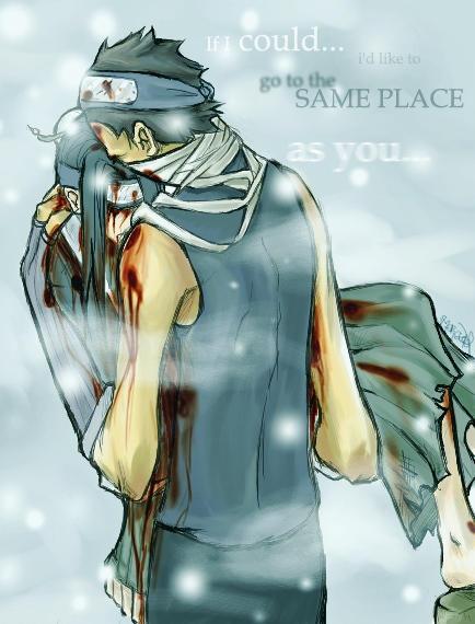 By your side  -- ZabuHaku by saucywench