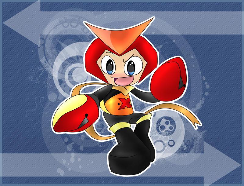 .::Crab Boy MKII::. by Hyperstar90