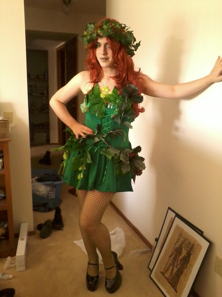 Character Conservative Poison Ivy Costume Wwwpicsbudcom