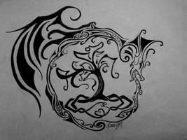 Ouroboros/Yggdrasil Design