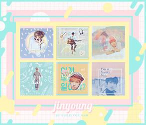 JIN YOUNG by guozi8242