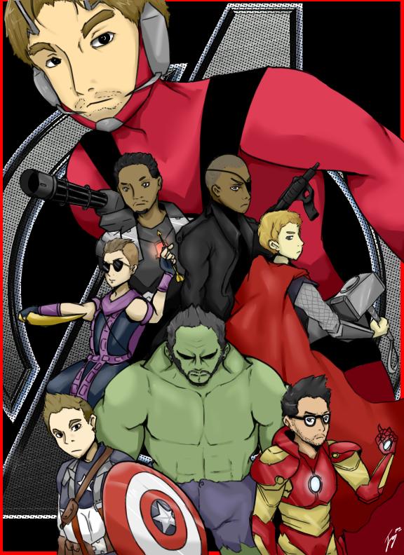 Avengers Sex 27