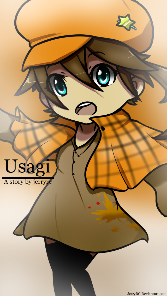 Usagi [Fall] by JerryRC