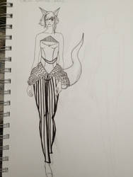 Gaia Art-Xyeanne-Workinprogress by Sk8r-Chick