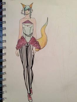 Gaia Art-Xyeanne-Finished
