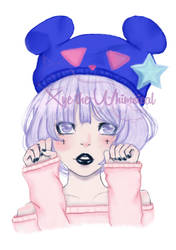 Pastel Goth by Sk8r-Chick