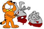 Garfield kills Nermal