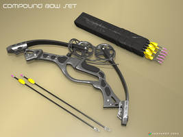 Compound Bow Set by fafcf09