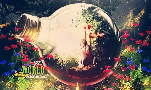 Fairy-world by TAKASIKYO