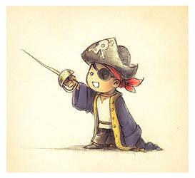 pirate by keksfish
