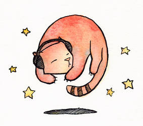 dreamcat by keksfish