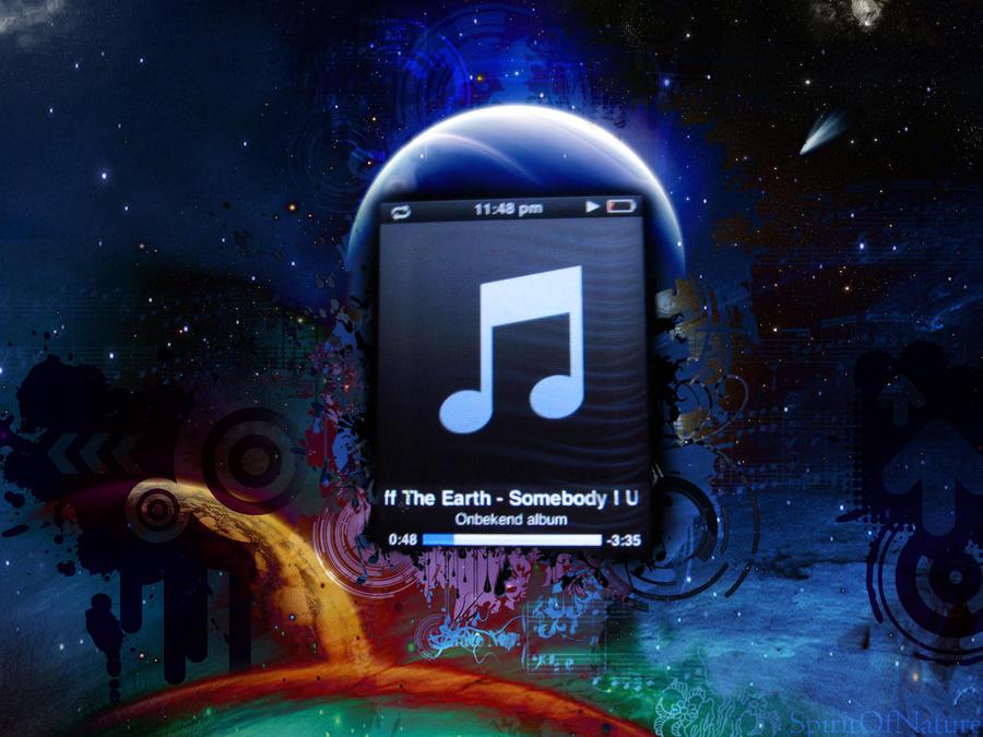 Music Is My World by SpiritOfNature