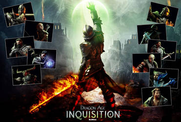 'We are now the Inquisition!'