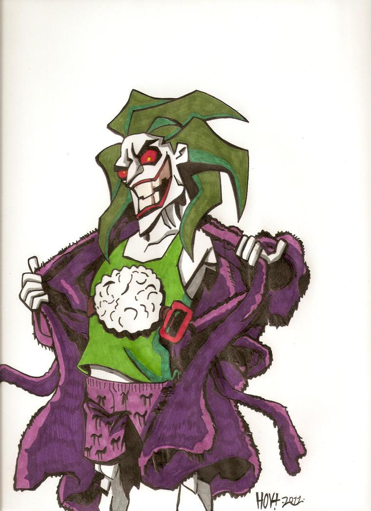 The Joker by Davidbatmanfan