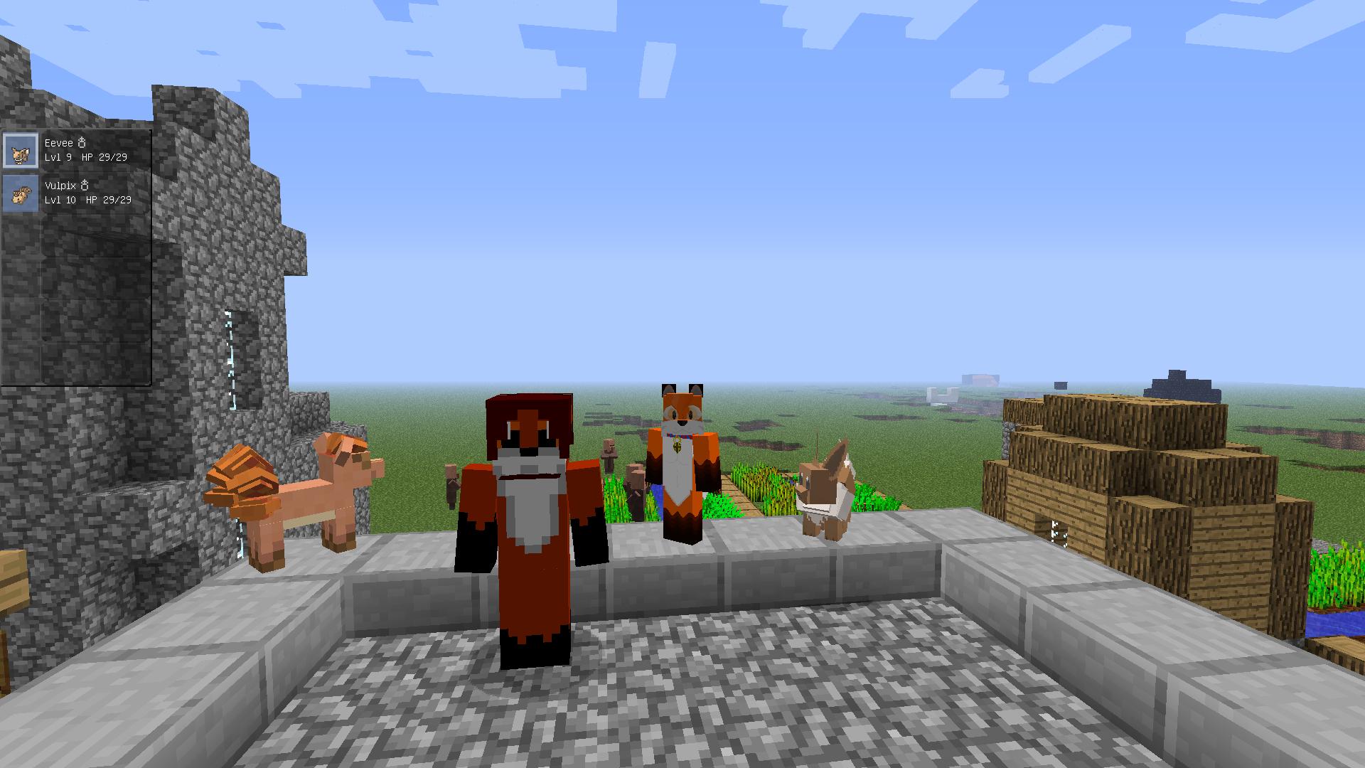 Change Foxy Change By Shinxgod On DeviantArt - Foxy skins fur minecraft