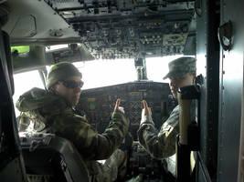 Today's Motley Flight Crew