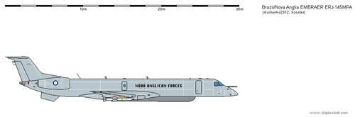 Embraer ERJ-145MPA