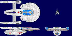 USS Repose Multiview by Scooternjng