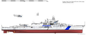 RKK National Security Cutter (Large)