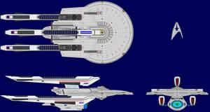 USS Hatfield JJ-Verse Refit by Scooternjng